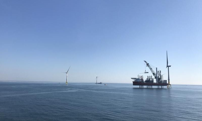 Swire Blue Clinches Seagreen Contract with MHI Vestas