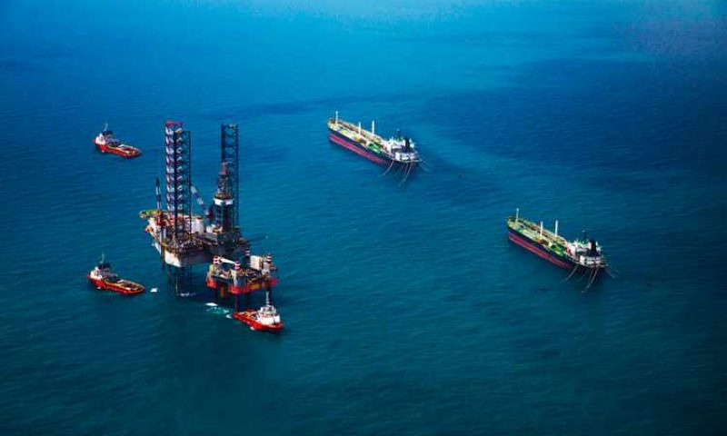 Total Announces Gas Discovery in Shallow Waters
