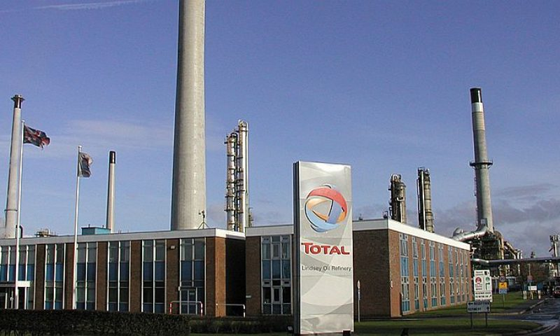 Total Sells the Lindsey Refinery