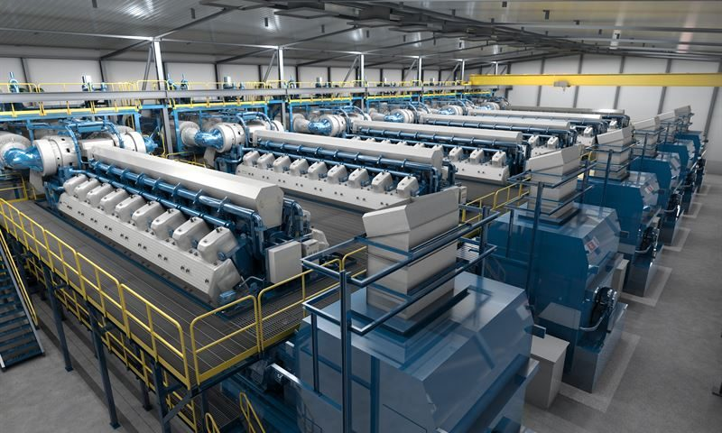 Wärtsilä Wins 200 MW Power Plant Contract in South America