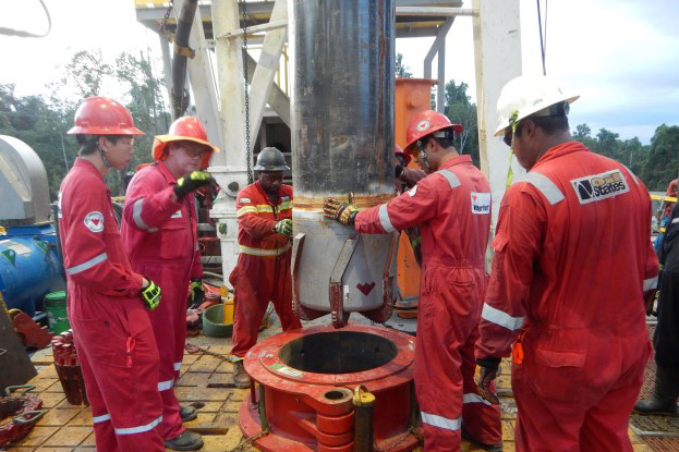 Weatherford Signs 18-Month Contract With Iraqi Drilling Company
