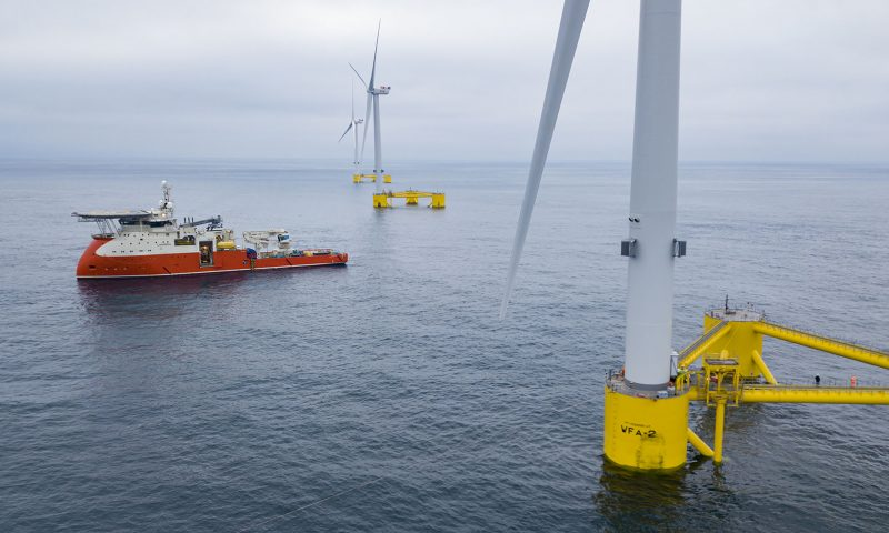 Blue Gem Wind Secure Seabed Rights for Wales' First Floating OFW