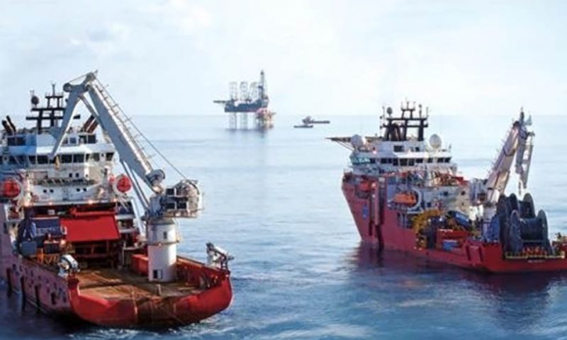 DOF Subsea Awarded Contracts in APAC Region