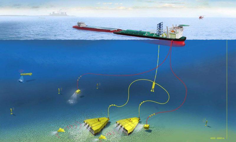 Fincantieri & Saipem Sign Deep Seabed Mining Agreement