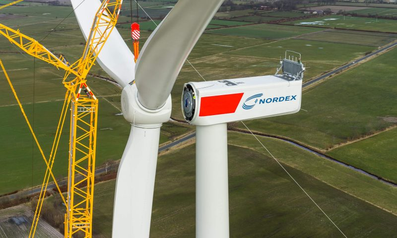 Nordex Group to Supply 41 Turbines for Colombian Wind Farm Project