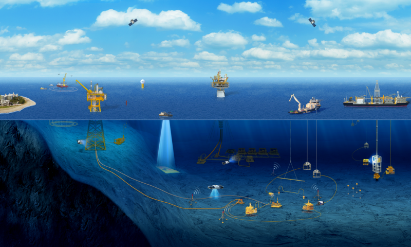 Oceaneering's Remote Operations Group Named World Oil Awards Finalist