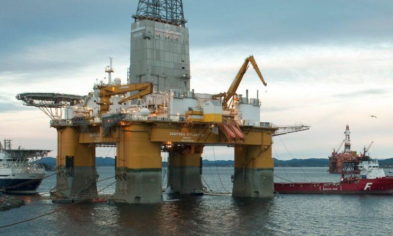 Odfjell Drilling, Johan Sverdrup, Deepsea Atlantic Drilling Rig