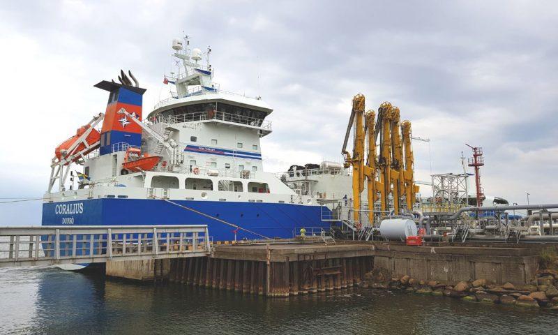PGNiG LNG Delivery in Klaipėda