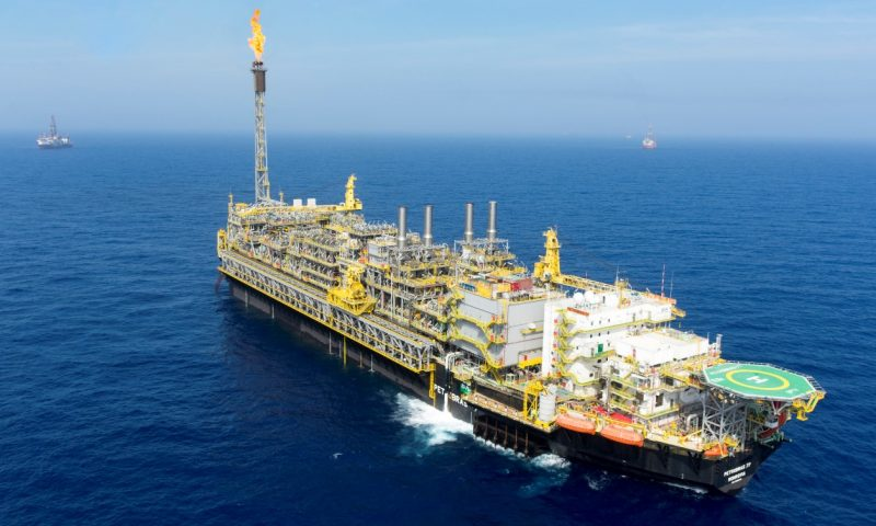 Petrobras on monthly production record in Búzios