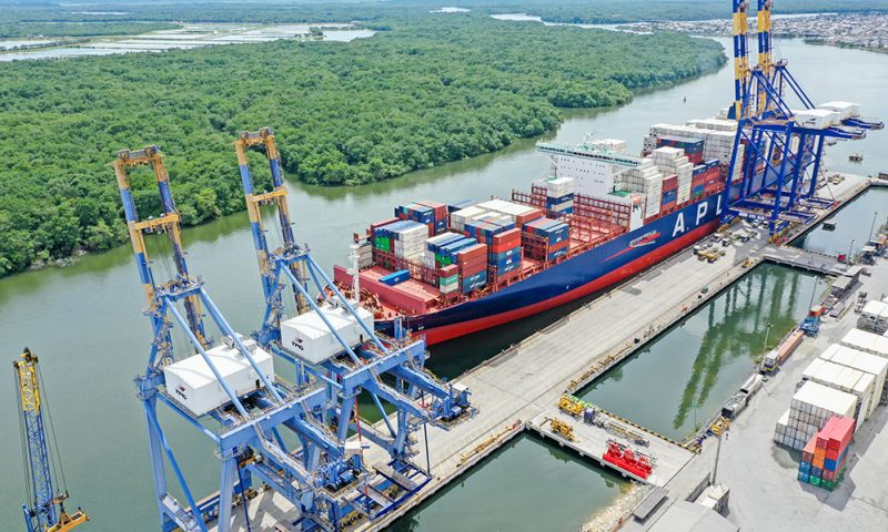 SAAM, operator of port, towage and logistics services in the Americas