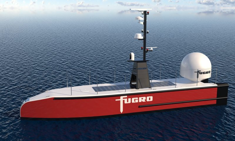 SEA-KIT Bags 2 USVs Orders with Fugro