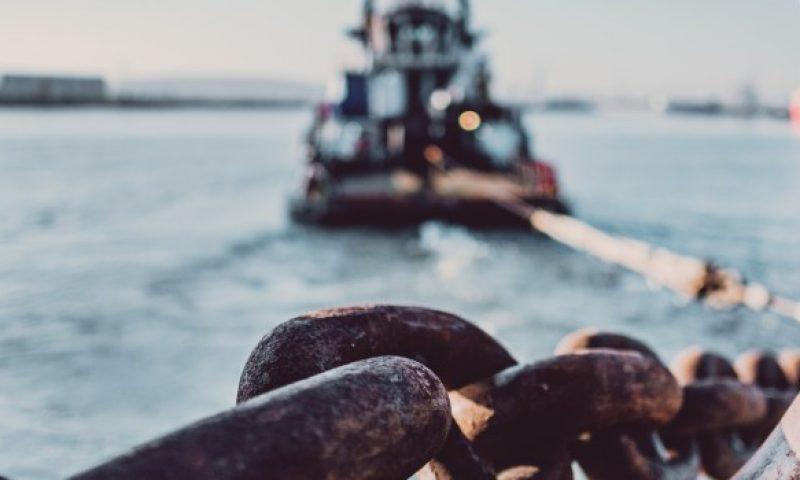 Anchor Handling Tug (AHT) vessel Seacontractors