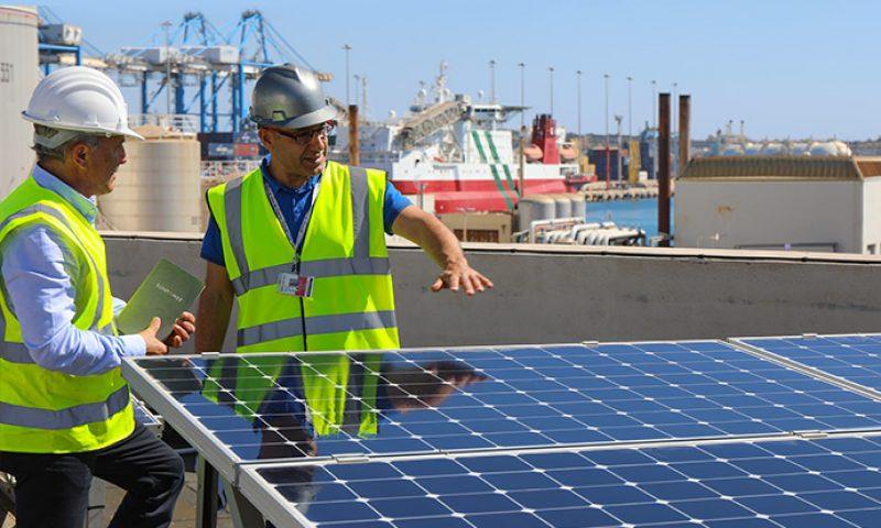 Solar energy, Solar PV, Sunpower and Total