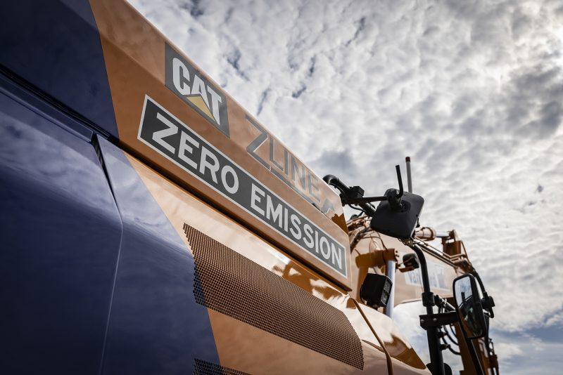 Van Oord Heavy-Duty Electric Excavator