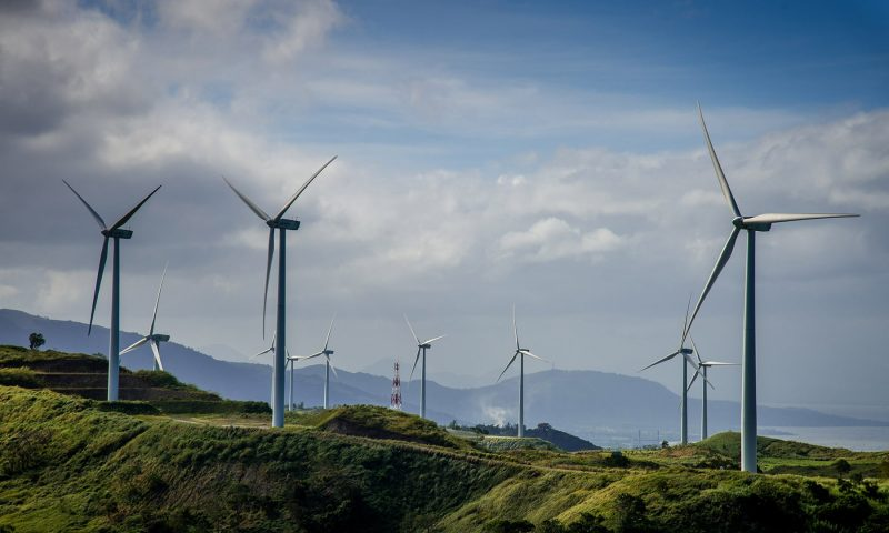 Vestas Pililla Wind Project Gamesa Wind Turbines