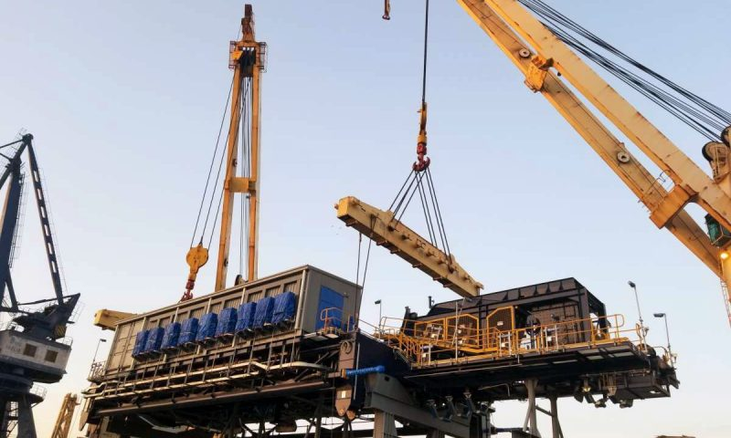 Loadout Heavy Mining Equipment
