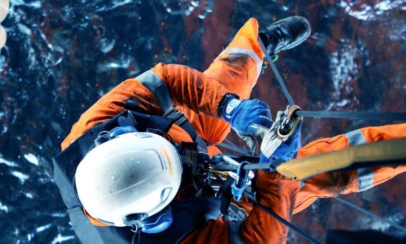 Offshore Maintenance Worker
