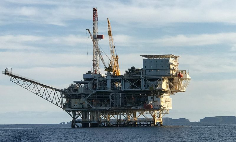Chevron Starts West Coast Decommissioning Program