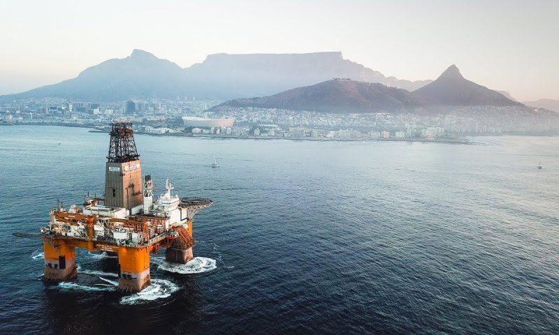 Odfjell Drilling Deepsea Stavanger Drilling Rig