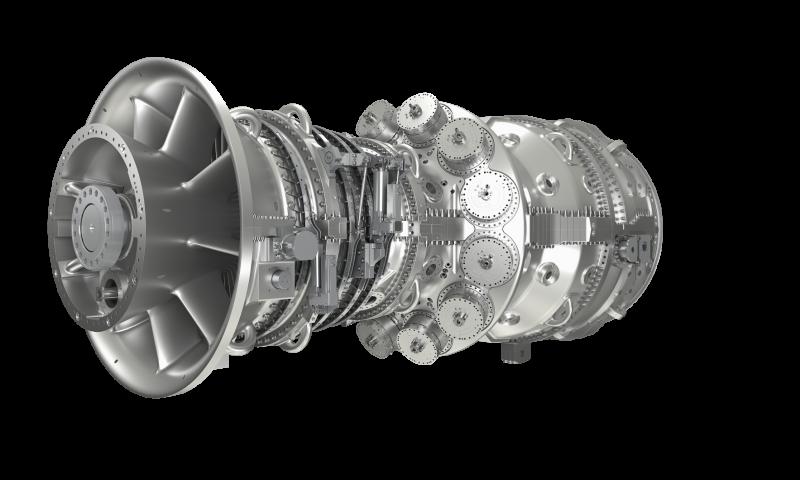 GE gas turbine technology, the 7HA.03