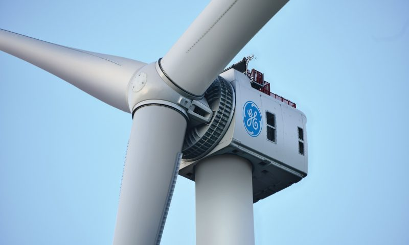 GE Haliade-X 13 MW for the UK's Dogger Bank OWF