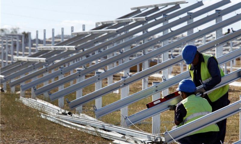 150MW Solar Park Castile-La Mancha