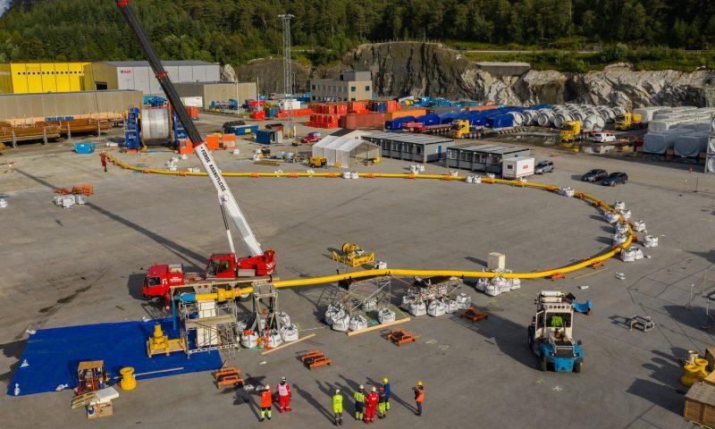 Flowline Transpooling, MDL Marine Delopment, TechnipFMC