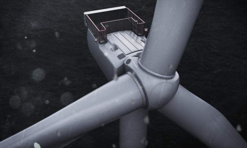 MHI Vestas Offshore Wind Turbine Design