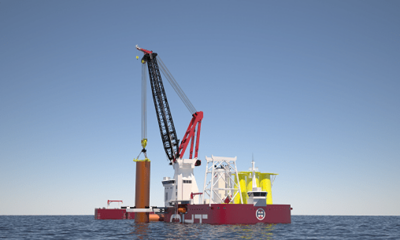 Alfa Lift Heavy Lift Vessel Offshore Heavy Transport