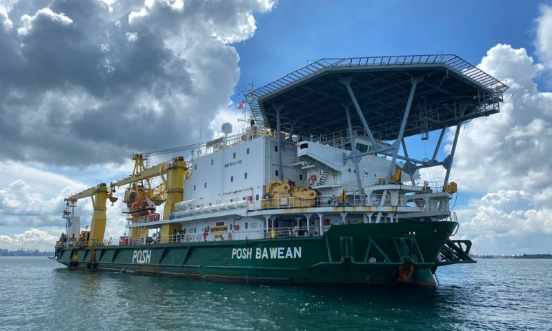 POSH Bawean Offshore Singapore