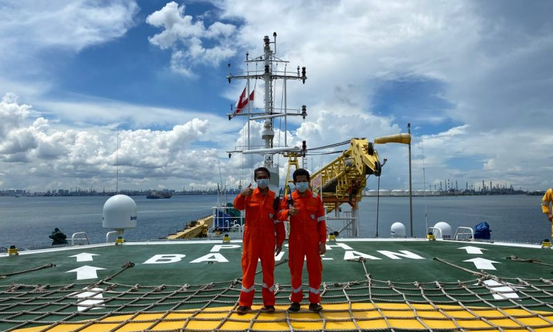 POSH Bawean Offshore Singapore