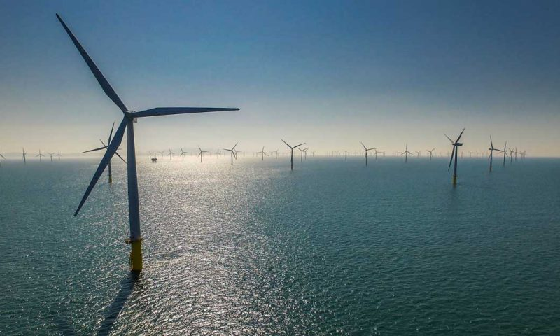 Greater Gabbard Offshore Wind Farm Extension