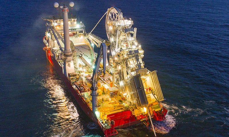 Subsea 7 flowline and flexible riser installation