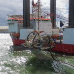 Deep Dig-It trencher offshore installation vessel MPI Adventure