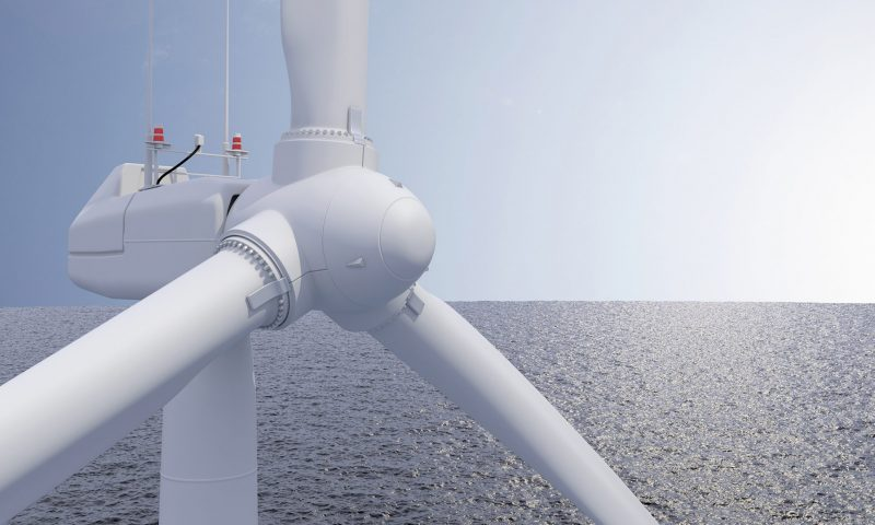 Offshore Wind Turbine US Equinor BP