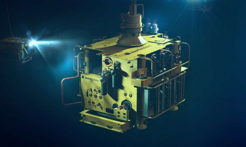 Aker Solutions Subsea Production System