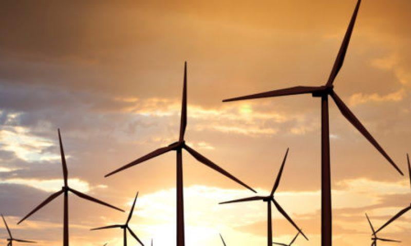 Bearkat II onshore wind farm Glasscock County, Texas