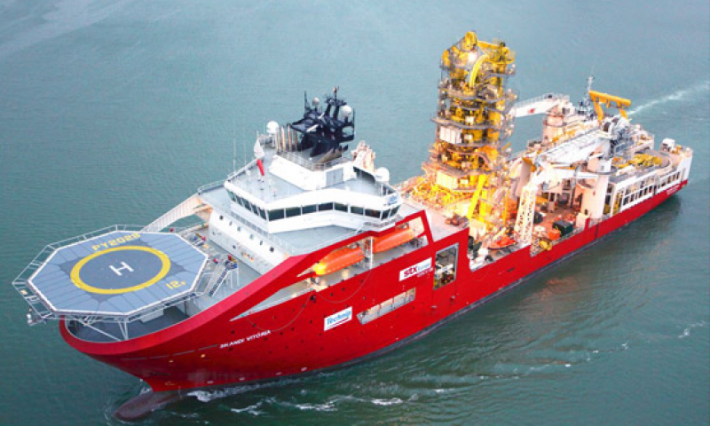 DOF Subsea MPSV Contract Mero Field in Brazil Petrobras