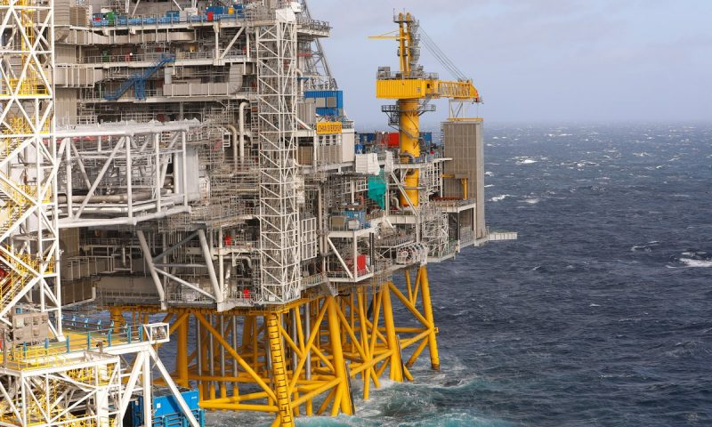 Extended Strike Could Close the Johan Sverdrup Field