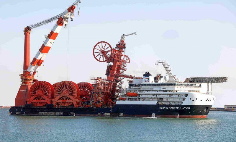 ExxonMobil Offshore Guyana Saipem Constellation