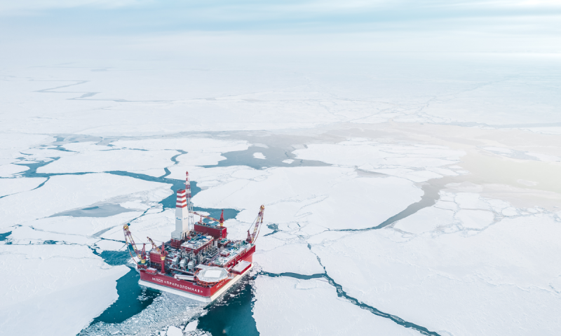 Gazprom Discovered New Gas Deposit on Yamal Shelf