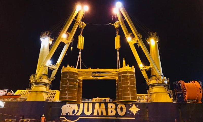 Jumbo Fairplayer Loading Project Cargo Karish Project