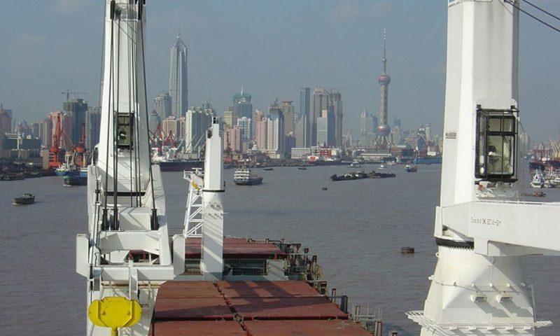 MacGregor Crane Order Cargo Ships