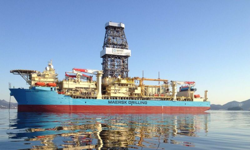 Maersk Drilling Secures Additional Three-Well Contract for Maersk Voyager