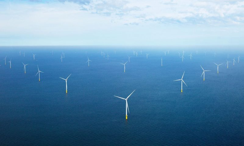 Ørsted's Borssele 1&2 offshore wind farm