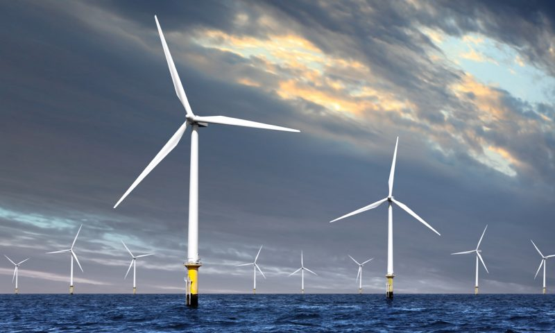 Ramboll Zhong Neng Offshore Wind Farm in Taiwan