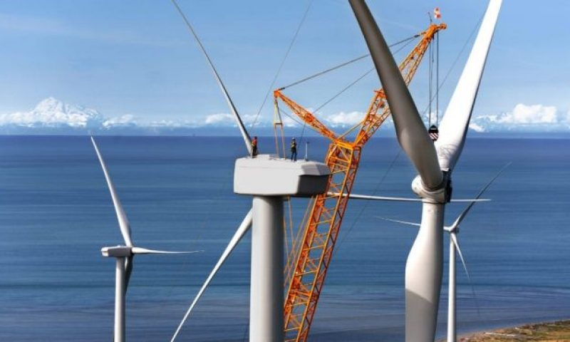 Siemens Gamesa to Deliver Customized 5.X Turbines for Swedish Wind Farms