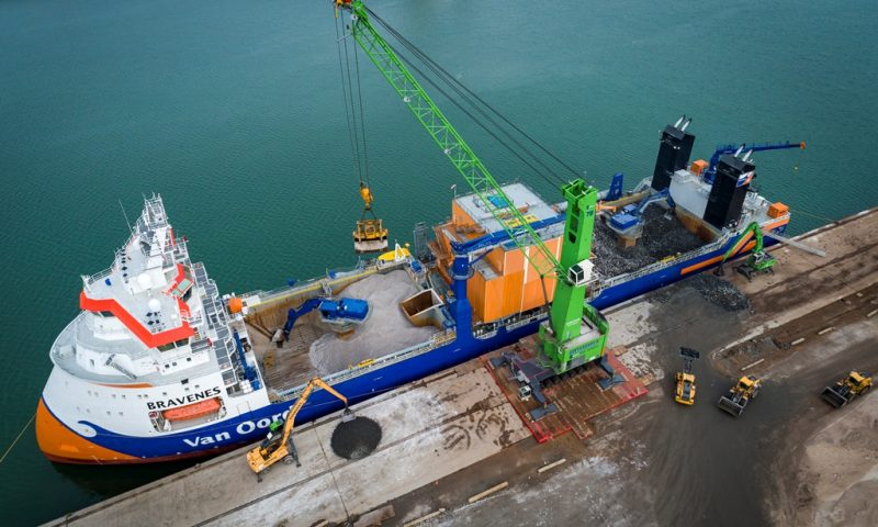 TenneT Biodiversity Improvement at North Sea Cable Intersections