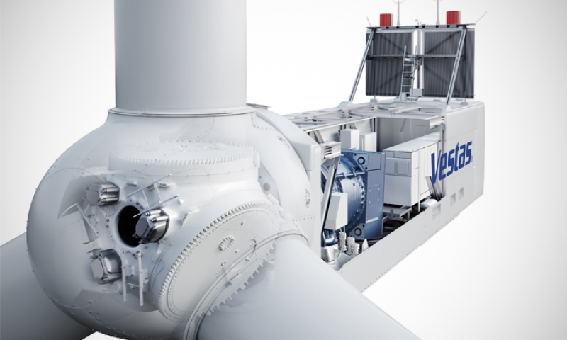 Vestas Upgrades EnVentus Turbines to 6.0 MW Standard Rating