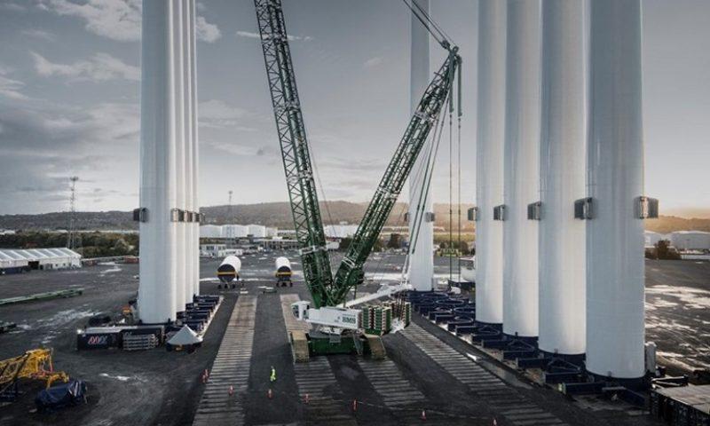 Vestas offshore wind turbines